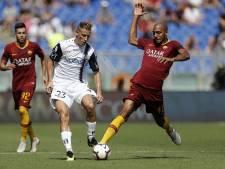 AS Roma verspeelt comfortabele voorsprong tegen Chievo