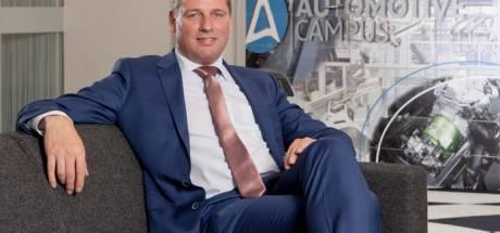 Aanstaand burgemeester Jos van Bree van Geldrop-Mierlo is niet bang voor stress