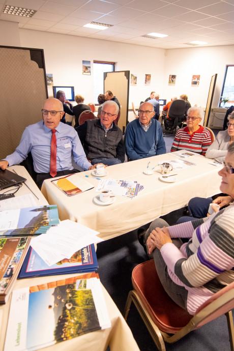 'Heel bejaard Twente' boekt reis in Tubbergen