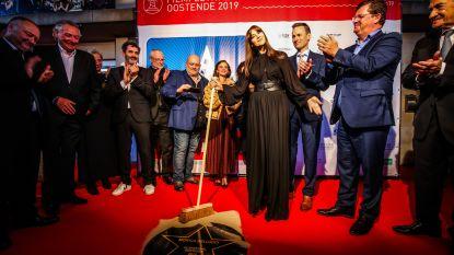 Monica Belluci lokt heel wat fans naar Filmfestival Oostende