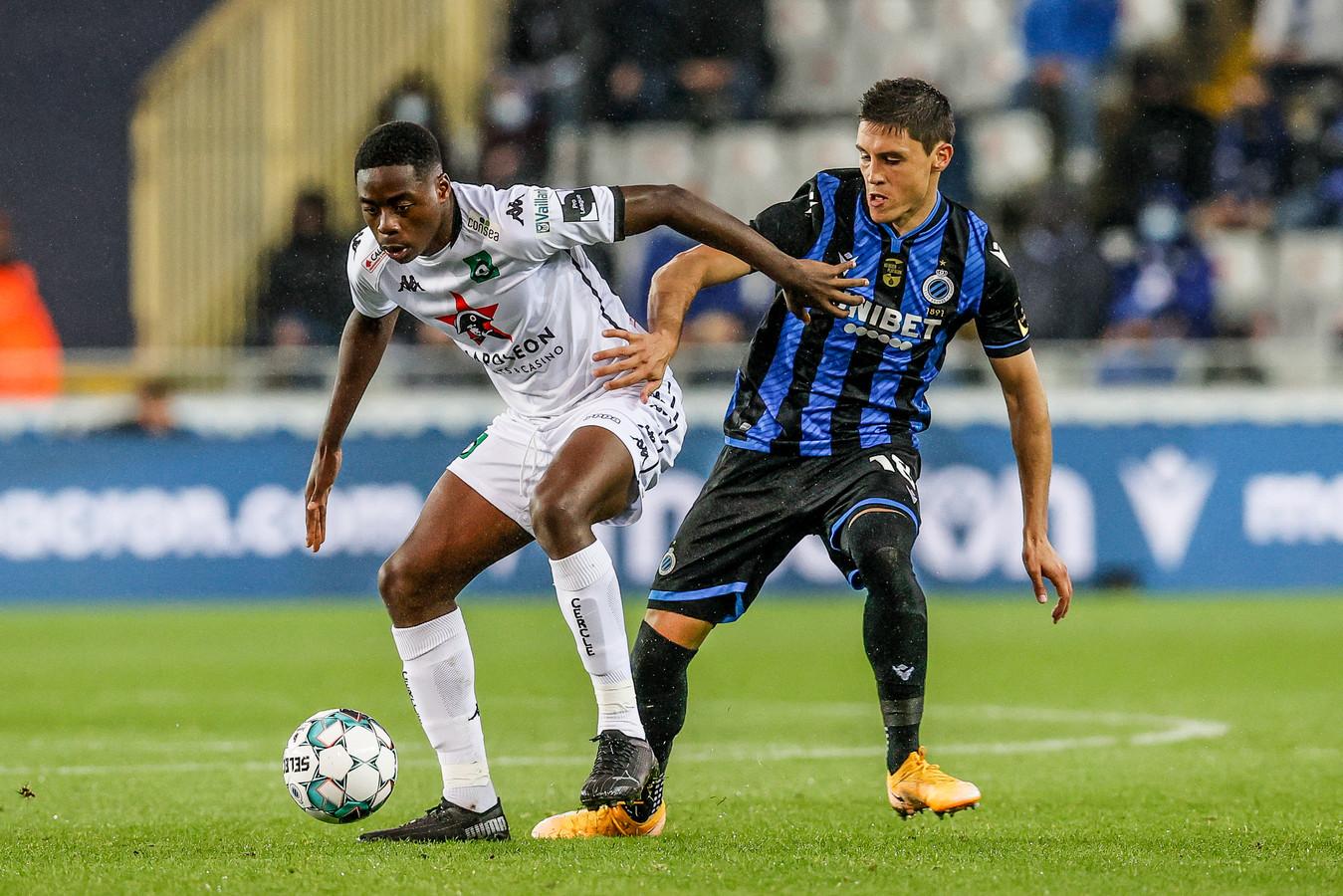 Anthony Musaba.