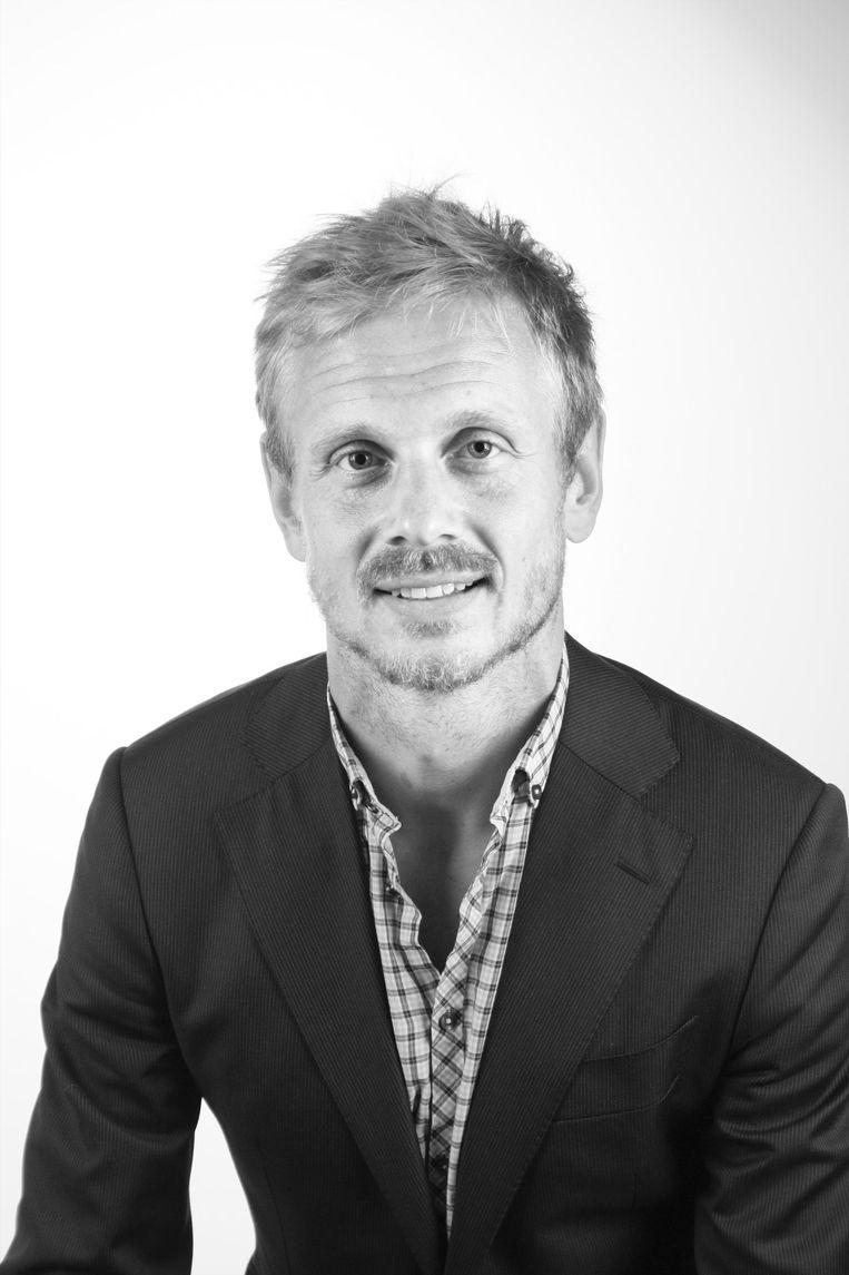Piet Rietman, publicist en politiek econoom Beeld Foto de Boer Amsterdam