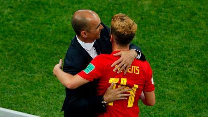 """Onze Chef Voetbal over een duivel uit een doosje: """"Martínez weet nu dat hij met Dries Mertens naar de oorlog kan"""""""