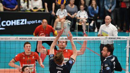 Maaseik en Roeselare zonderen zich in EuroMillions Volley League al na twee speeldagen af