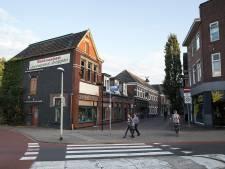 Rotte kies op kop van Meddosestraat verandert in woonwinkelcomplex