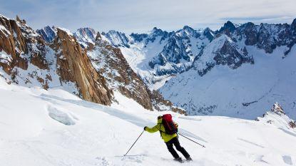 Lawine op Mont Blancmassief eist leven van twee skiërs