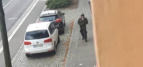 'Schutter Halle bekent daad en extreemrechts, antisemitisch motief'