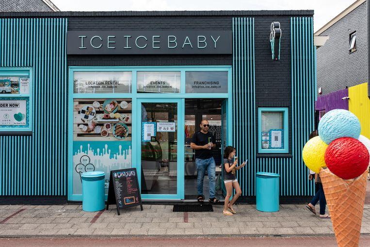 ICE ICE BABY Beeld Nosh Neneh