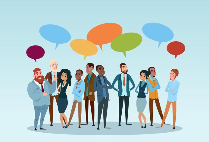 Kunnen keuvelen met een collega, klant of zakenpartner kan je werkende leven goed doen.