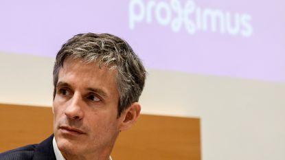 Freilich (N-VA) vraagt onderzoek naar CV van Proximus-CEO na nieuwe onthullingen