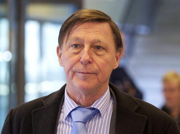 Strafpleiter Jef Vermassen.