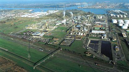 Grote Seveso-rampoefening bij Monsanto in Antwerpse haven