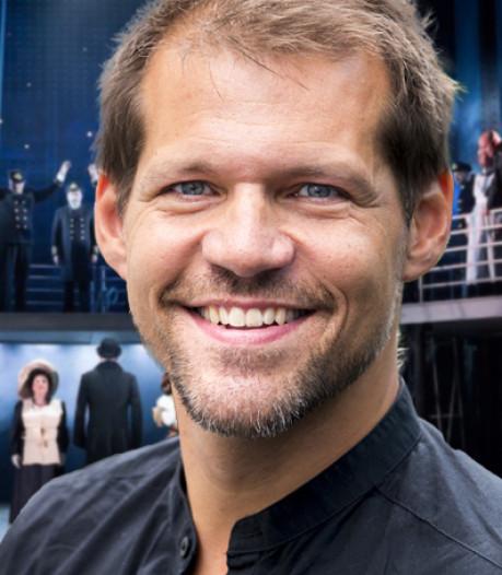 René van Kooten speelt hoofdrol in Titanic de musical
