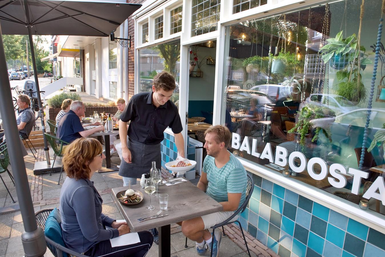 Restaurant Balaboosta in Arnhem.