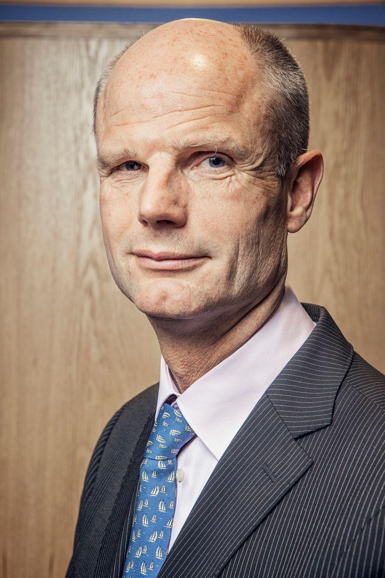 Stef Blok: 'Bij mij overheerst de droefenis, géén opluchting.'  Beeld Martin Dijkstra/Lumen