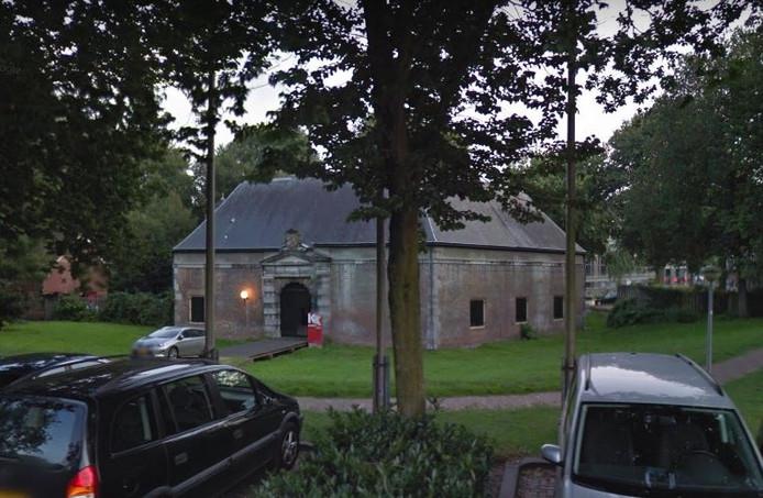 Kruithuis in Den Bosch.