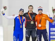 Brons voor Ronald Mulder op 500 meter in Salt Lake City