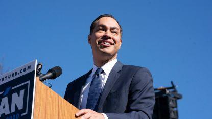 Democraat Julian Castro officieel kandidaat voor presidentsverkiezingen VS