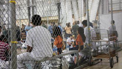 "VS: ""Al 522 illegale kinderen herenigd met hun ouders"""