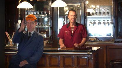 """Joost Van Hyfte zoekt uitbater voor café Regina: """"Zo'n zaak verdient een horecamens in hart en nieren achter de toog"""""""