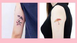 Protesten in Hongkong inspireren mensen om tatoeages te laten zetten