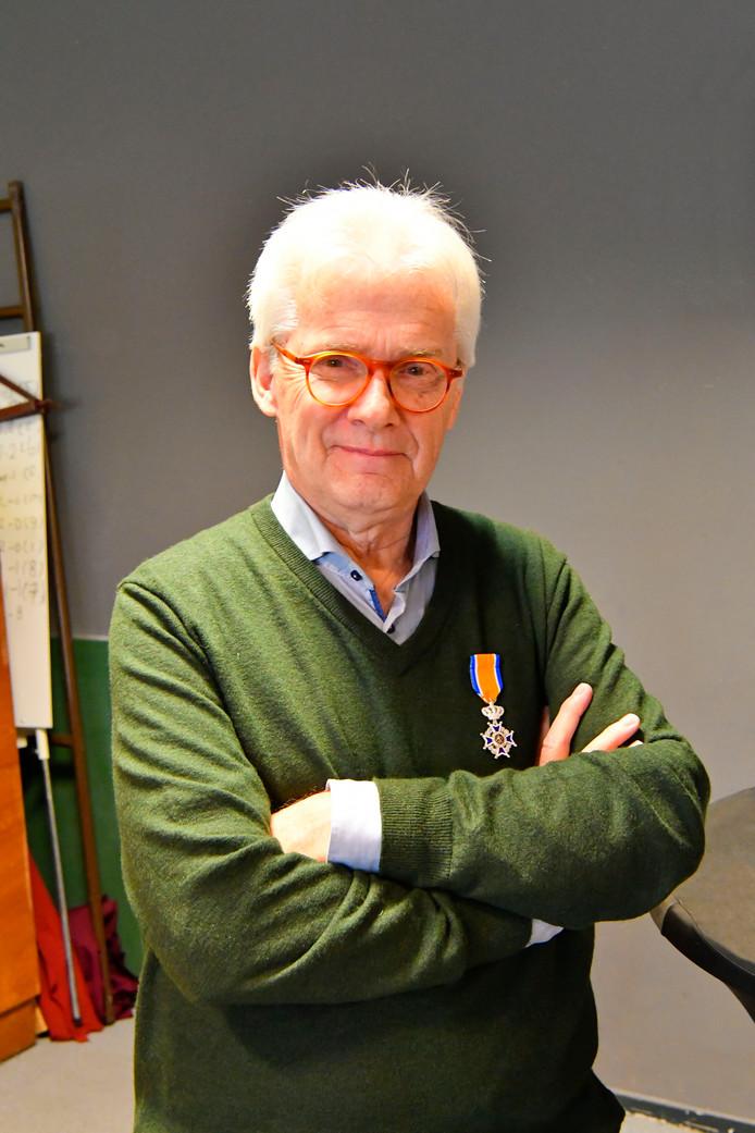 Herman Clevis is Lid in de Orde van Oranje-Nassau.