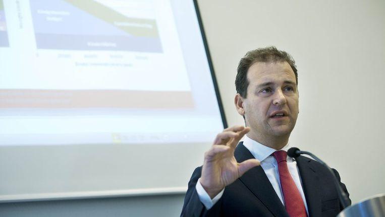 Minister van Sociale Zaken Lodewijk Asscher. Beeld anp