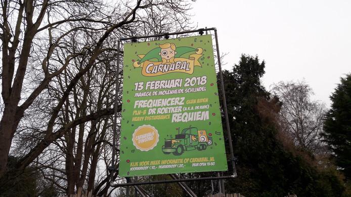 Manege De Molenheide in Schijndel staat op carnavalsdinsdag in het teken van Carnaval.