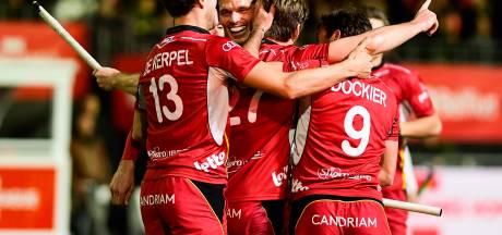 Les Red Lions sans pitié pour les Espagnols