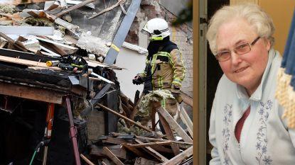 """Dochter rouwt om dood Louisa (86) na explosie Wilrijk: """"Na dood van vader viel alles terug in de plooi en dan slaat het noodlot toe"""""""