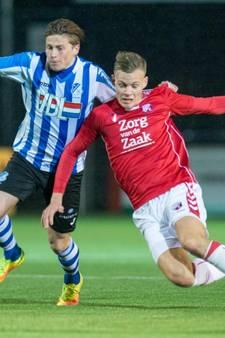 Rampseizoen voor FC Eindhoven dreigt na derde nederlaag op rij