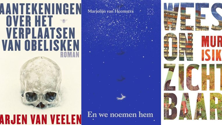 Arjen van Veelen, Marjolijn van Heemstra en Murat Isik Beeld