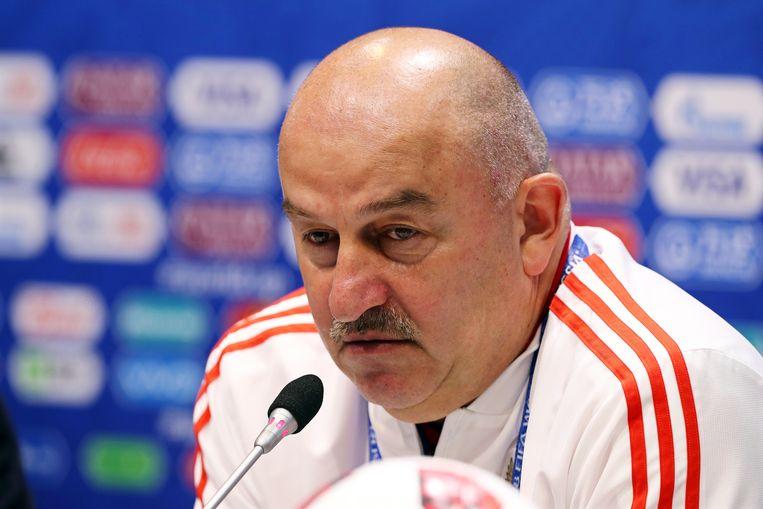 Stanislav Cherchesov.