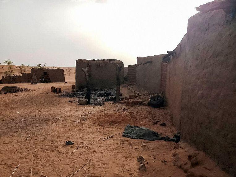 Bij een eerdere aanval van de Fulani werden een honderdtal Dogon vermoord.