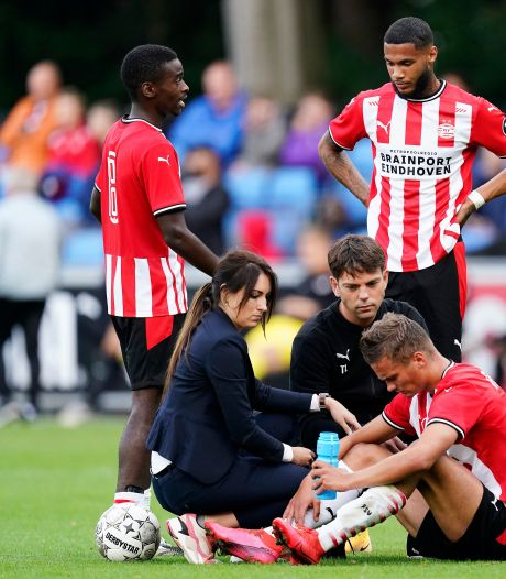 Clubdokter Suzanne Huurman maakt fraaie transfer van Jong PSV naar Real Madrid