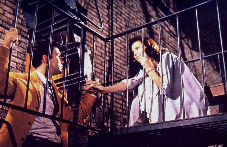 Richard Beymer en Natalie Wood