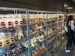Eerste pepernoten vallen in de smaak in Den Bosch