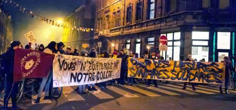 """Un nouvel appel au rassemblement """"contre le couvre-feu et pour des mesures sanitaires solidaires"""" à Liège"""