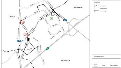 Aansluiting N35-Prijkelstraat vrijdag open voor alle verkeer