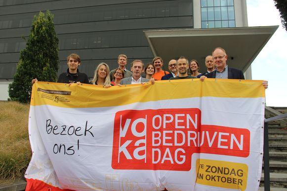 Vijf bedrijven zetten op zondag 6 oktober hun deuren open voor het grote publiek.