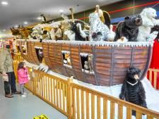 'Stukje Efteling' in overdekt winkelcentrum Oss