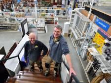 Theo en Dirk (T&D) stoppen na 34 jaar in Gouda samen