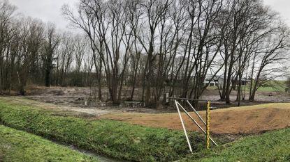 Bufferbekken Nekkerbos uitgebreid: minder kans op wateroverlast