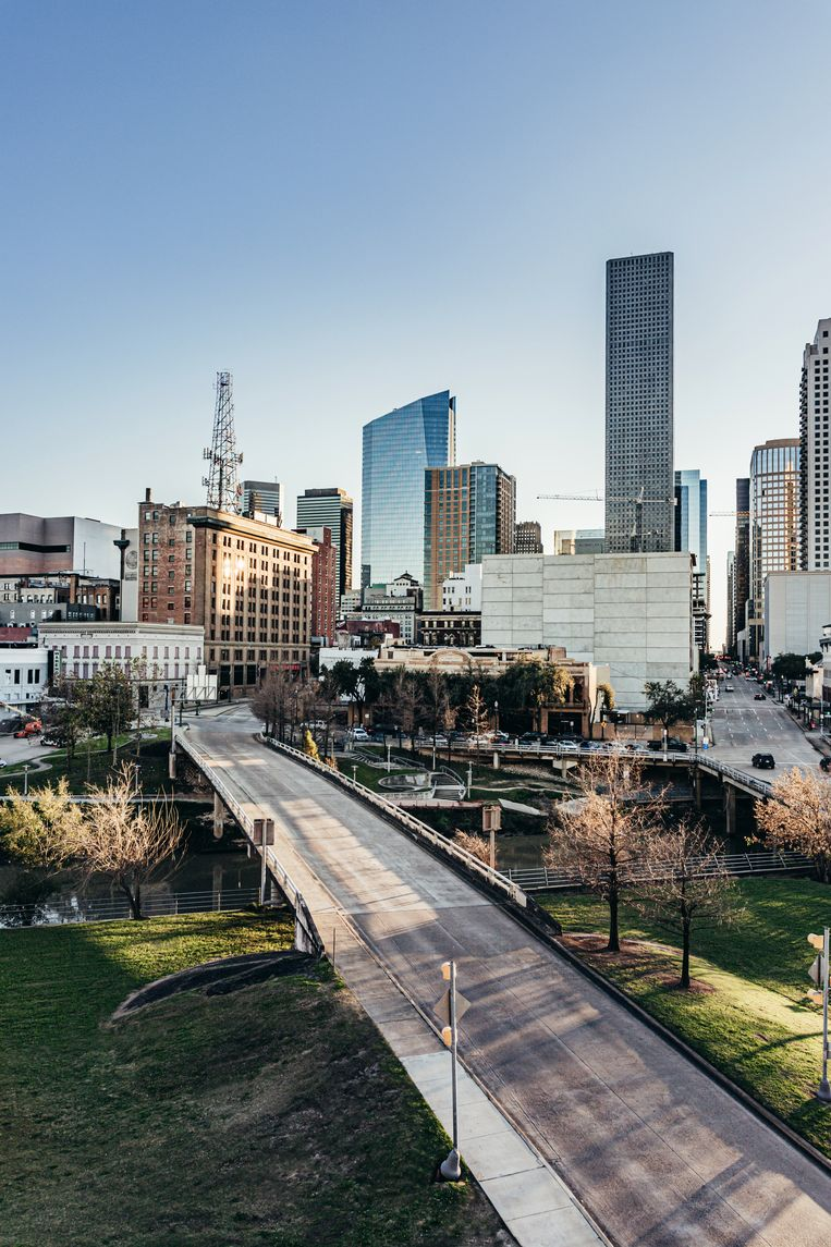 Houston. Beeld Unsplash