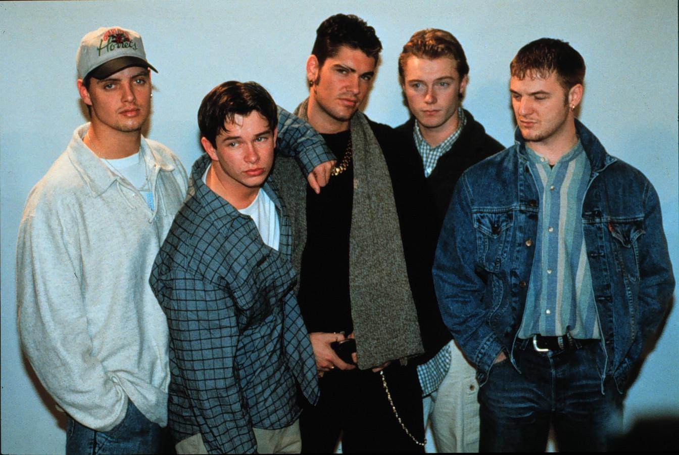 Boyzone in 1997