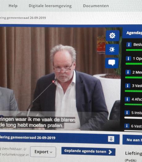 Terneuzen ondertitelt als eerste in Zeeland raadsvergaderingen