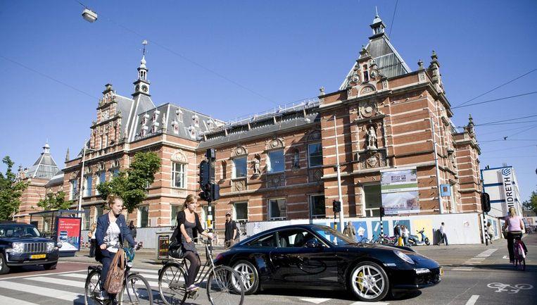 Het Stedelijk Museum. Foto Floris Lok Beeld