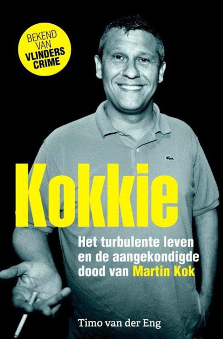 De cover van het boek Kokkie. Beeld -