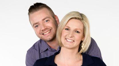 Nick en Veerle uit 'Blind Getrouwd' verwelkomen hun eerste kindje
