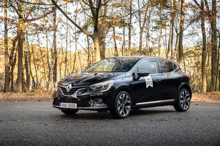 In de 'budgetvriendelijke' categorie (tot 20.000 euro) bleek er dit jaar geen maat te staan op de pas vernieuwde Renault Clio.